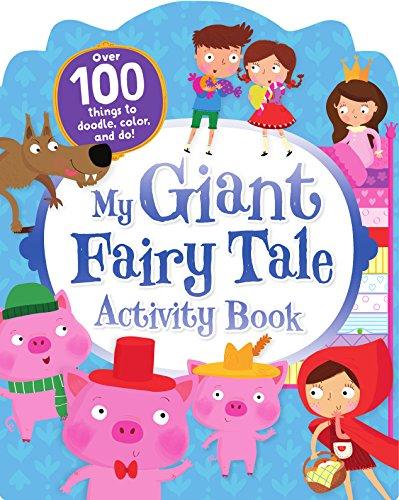 9781474802673: My Giant Fairy Tale Activity Book