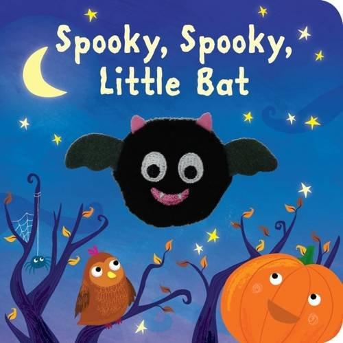 9781474802703: Spooky, Spooky, Little Bat (Finger Puppet)