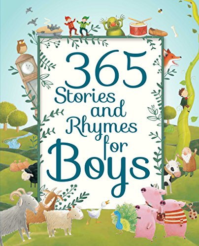 9781474802994: 365 Stories and Rhymes for Boys (Deluxe 365 Stories)