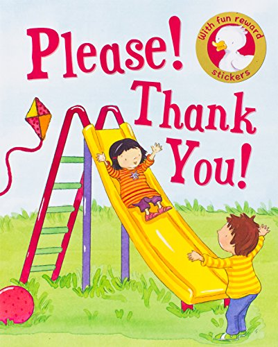 9781474803410: Please! Thank You! (Book of Manners)