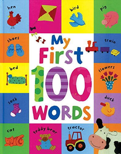 9781474803908: My First 100 Words