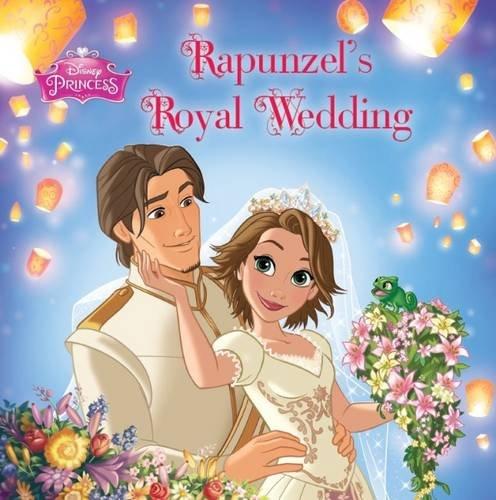 9781474803946: Disney Carry-Along Story Books Rapunzel's Royal Wedding