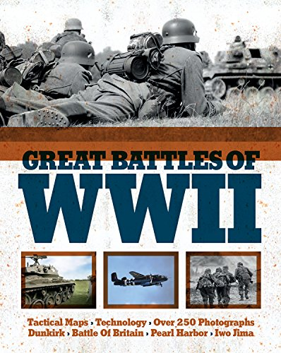 9781474804561: Great Battles of WWII (Military Missions)