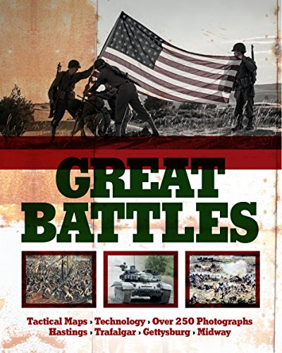 Great Battles (Military Missions): Parragon Books