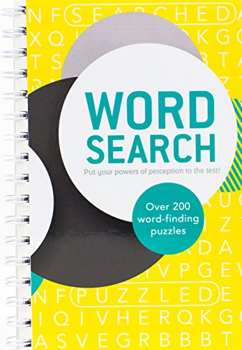 Wordsearch (Ultimate Spiral Puzzles): Parragon Books