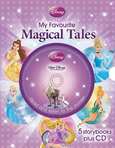Disney 5 My Favourite Magical Tales