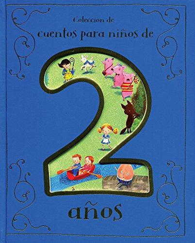 9781474808170: Colección de cuentos para niños de 2 años (Spanish Edition)