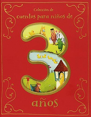 9781474808187: Colección de cuentos para niños de 3 años (Spanish Edition)