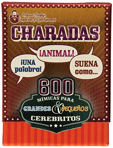 9781474809078: Charadas. Caja Con 50 Tarjetas
