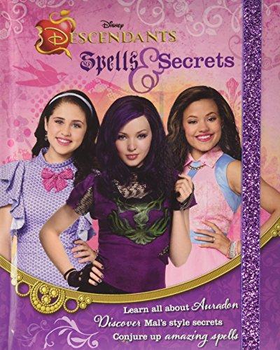 9781474809498: Disney Descendants Book of Secrets