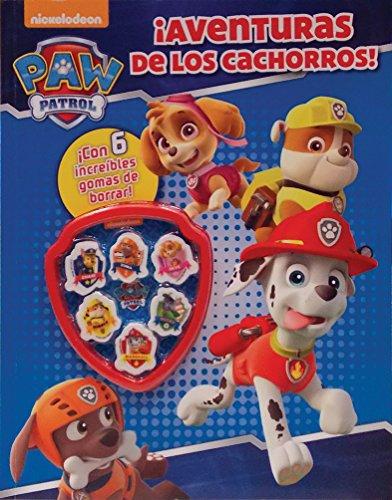 9781474811033: Paw Patrol Aventuras De Los Cachorros