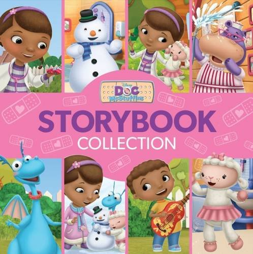 9781474812429: Disney Doc McStuffins Storybook Collection