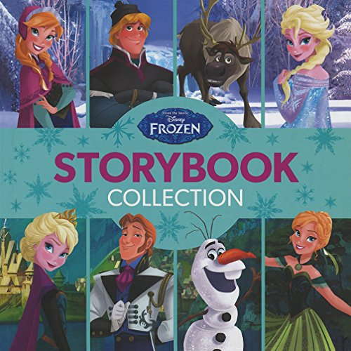 9781474812443: Disney Frozen Storybook Collection