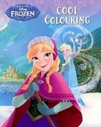 9781474813068: Disney Frozen Cool Colouring
