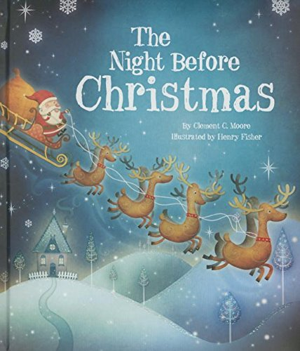 9781474813464: The Night Before Christmas