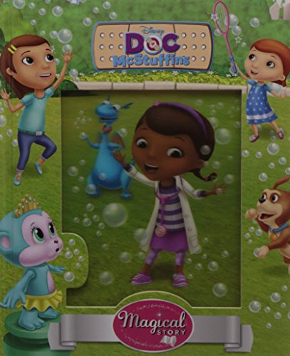 9781474813846: Disney Doc McStuffins Magical Story with Lenticular
