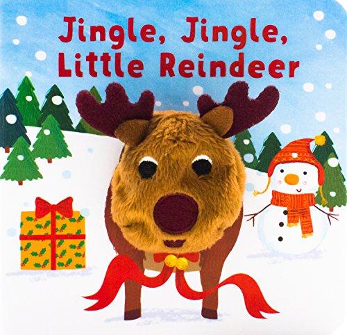 Finger Puppet Reindeer