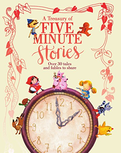 9781474814980: A Treasury of Five Minute Stories