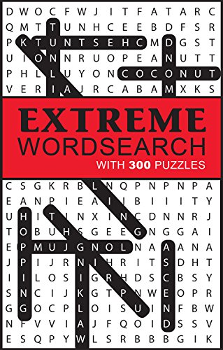 9781474815062: Extreme Wordsearch (Puzzle Books)