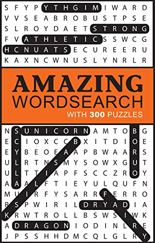 9781474815079: Amazing Wordsearch (Puzzle Books)