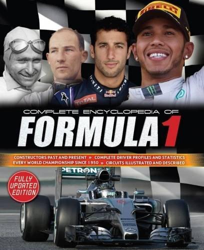 9781474815314: The Encyclopedia of Formula 1