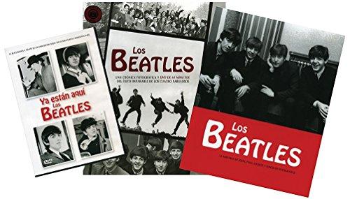 Los beatles+dvd- parragon: Aa.Vv