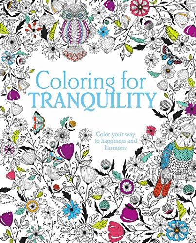 9781474817424: Coloring for Tranquility