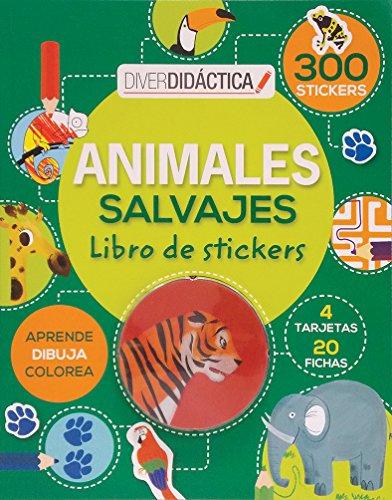 9781474818124: Animales Salvajes. Diverdidactica