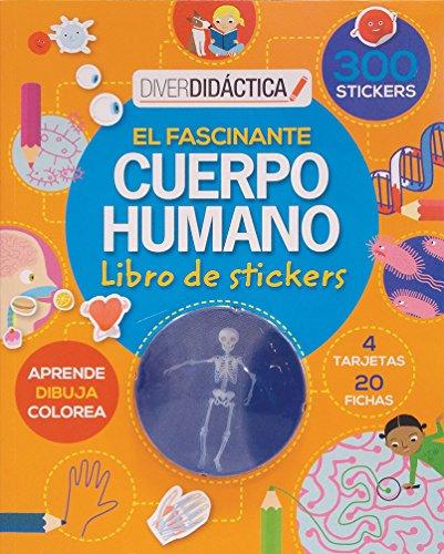 9781474818131: Fascinante Cuerpo Humano. Diverdidactica
