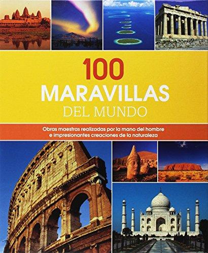 100 maravillas del mundo + dvd- parragon: á
