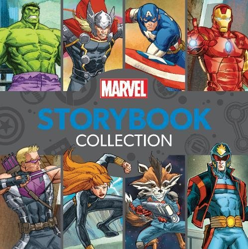 9781474818537: Marvel Storybook Collection