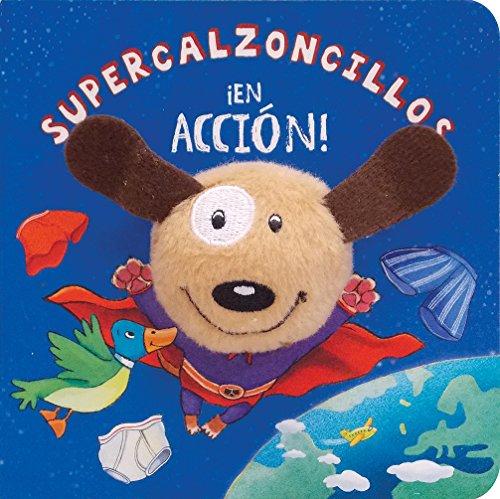 9781474818629: MINI PUPPETS: SUPERCALZONCILLOS EN ACCION