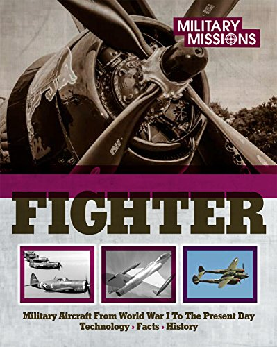 9781474818674: Fighter (Military Missions)