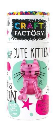 Craft Factory: Cute Kitten