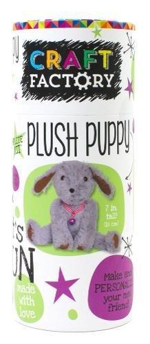 Craft Factory Tubes Plush Puppy: Parragon Books