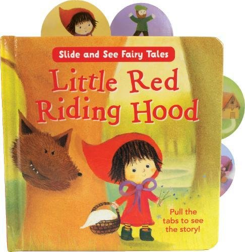 9781474820875: Little Red Riding Hood (Slide and See Fairy Tales)
