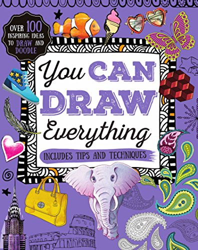 9781474821018: You Can Draw Everything