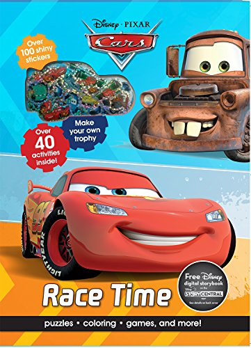 9781474821162: Race Time (Disney Pixar Cars and Planes)