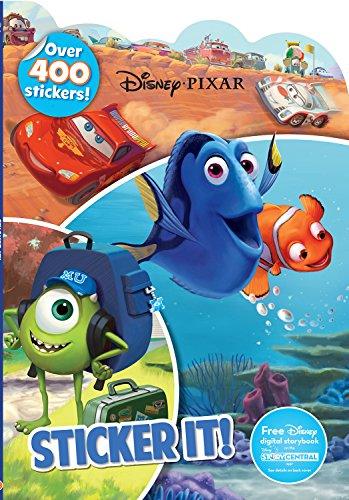 Disney Pixar Sticker It!: Parragon Books Ltd