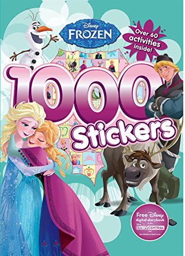 9781474821247: 1000 Stickers: Disney Frozen