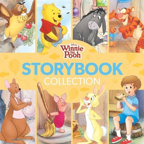 9781474823098: Disney Winnie The Pooh Storybook Collection