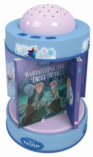 9781474826303: Disney Frozen Sweet Dreams Library: Musical Carousel and 5-Book Collection