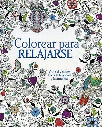 Colorear para relajarse- parragon: Vv. Aa.