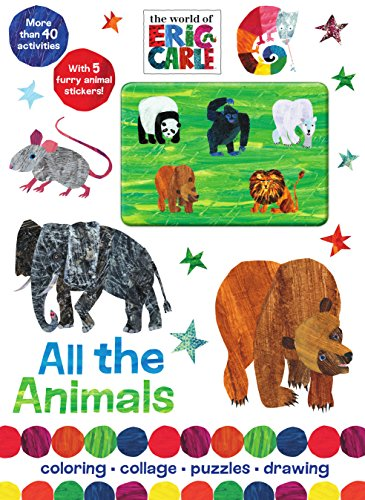 9781474830386: The World of Eric Carle All the Animals