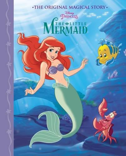 Disney Princess the Little Mermaid the Original: Parragon Books Ltd