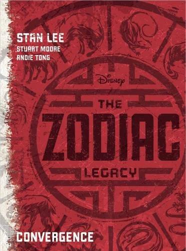 9781474834056: Disney The Zodiac Legacy: Convergence