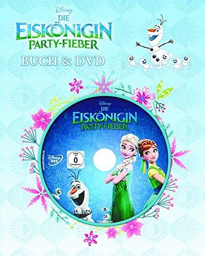9781474835329: Disney - Die Eiskönigin - Party-Fieber - Buch mit DVD
