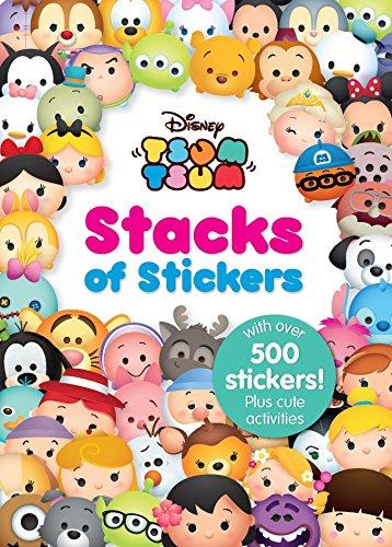 9781474835992: Disney Tsum Tsum Stacks of Stickers