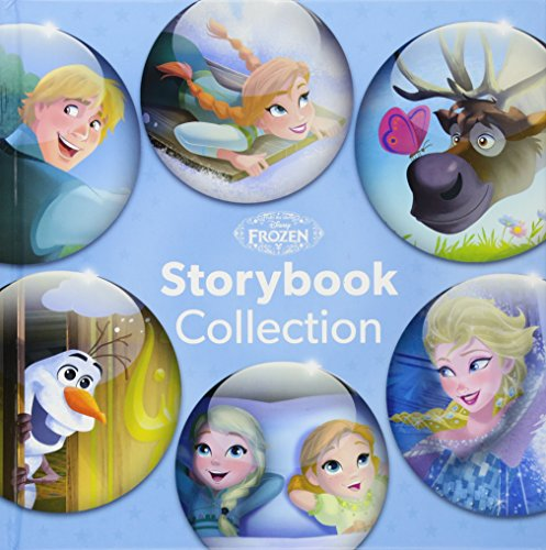 9781474836678: Disney Frozen Storybook Collection