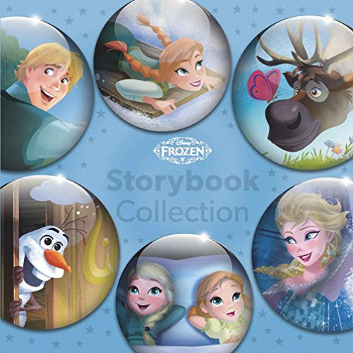 9781474836685: Disney Frozen Storybook Collection [Hardcover] [Jan 01, 2016] Parragon Books Ltd